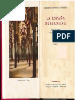 Doble y terrible derrota del primer califa de Córdoba. La España Musulmana. Claudio Sánchez Albornoz .PDF