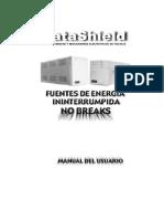 Manual UsuaRio de datashield 525