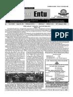 THALAI ENTU - 10.01.2016