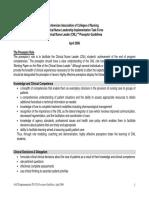 CNL Preceptor Role Guidelines
