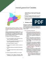 Plan Territorial General de Cataluña