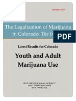 Jan 2016 Release RMHIDTA Marijuana Legalization in Colorado