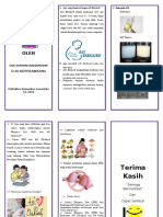 Leaflet Print Uya Asi Eklusif