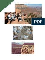Grand Canyon Fossil Walk