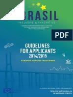IBRASIL Guidelines for Applicants 2nd Cohort En