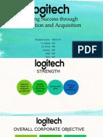 Logitech Case Study