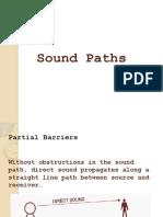 Sound Paths