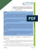 12. IJMPS -The Effect of a Comprehensive Suicide Prevention Program
