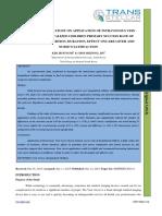 11. Ijmps - An Experimental Study on Application of Intravenous 1