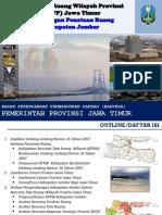 Tata Ruang Jawa Timur