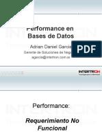 Performance Bases de Datos