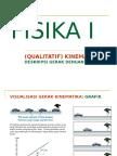 01a Kinematika Grafik - Visualisasi Gerak