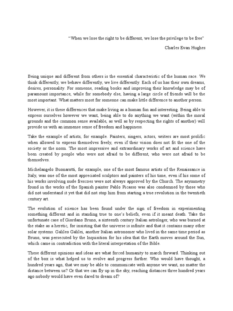 english essay communism will