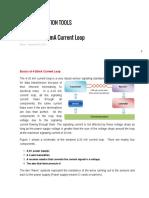 Basics of 4-20mA Current Loop