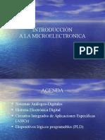 Introduccion a La Microelectronica
