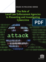 The Role of Local Law Enforcement Agencies in Preventing and Investigating Cybercrime 2014