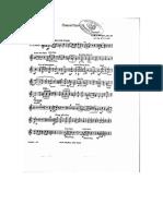 Concertino Para Clarinete de c.m. Weber Trompas