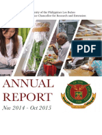 2015 OVCRE Annual Report