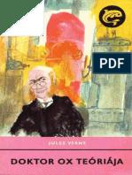 Verne Gyula-Doktor Ox TOx eóriája