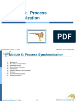 process synchronization  ppt
