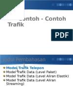 Rekayasa Trafik 4 Contoh Trafik