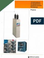 Condensateurs MT