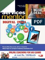 Civil Services Mentor September 2015 Www.iasexamportal.com