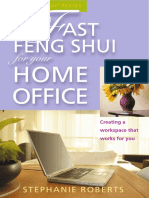 Fast Seng Shui for Your Home Office