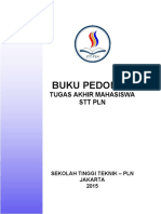 Pedoman Skripsi STT PLN