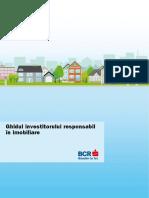 Ghid investitii imobiliare