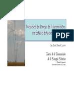 Modelos de Lineas en Estado Estacionario