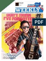 The Weekly - Phnom Penh January 13