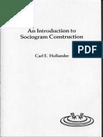 Carl Hollander Sociogram