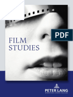 Peter Lang Film Studies 2013