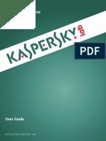 kaspersky userguide