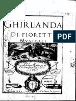 Verovio Grirlanda Di Fioretti Musicali2