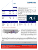 A study on Derivative Trading by Mansukh Investment and Trading Solutions 7/4/2010