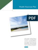 Wealth Maximizer Plan Effective Dec 1-2014
