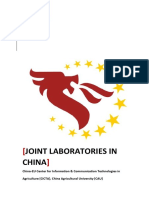 Joint Labs in China
