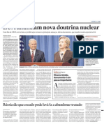 Nova Doutrina Nuclear