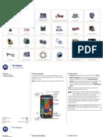 Manual de usuario Moto X