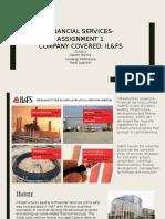 ILFS Background Information