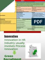 Group 5 - Service Management - Innovation
