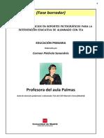 Propuesta Proyecto Curriculum Escolar en Formato Pictografico