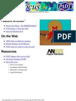 Como Utilizar o Comando PSMESH Para Criar Fendas