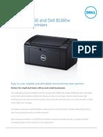 Dell B1160W Brochure
