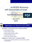 Application for Permit to Drill (APD)