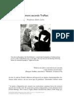 """BETTIN LATTES, Gianfranco, """"L'amore secondo Truffaut"""", Società Mutamento Politica, 2011, vol. 2, no 4, pp. 285-316"""