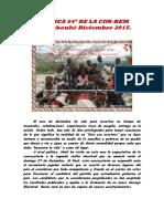 Crónica Haití Diciembre 2015