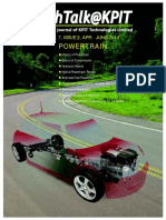 Techtalk April June 2014 Powertrain